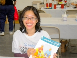 Waterbury Health Fair 2012